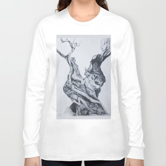Humanity definition Long Sleeve T-shirt