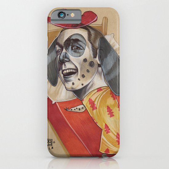 FIRE MARSHALL iPhone & iPod Case