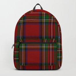 Royal Stewart Tartan Clan Backpack