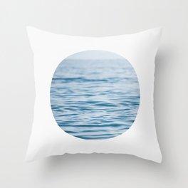 Oblò: Oh, the Sea! Throw Pillow