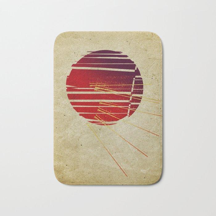sun Bath Mat