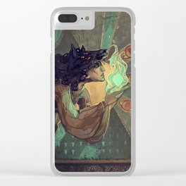 Break your Chains Clear iPhone Case
