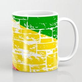 Rastafari Flag Coffee Mug