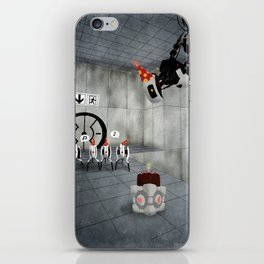 Glados' Birthday iPhone Skin