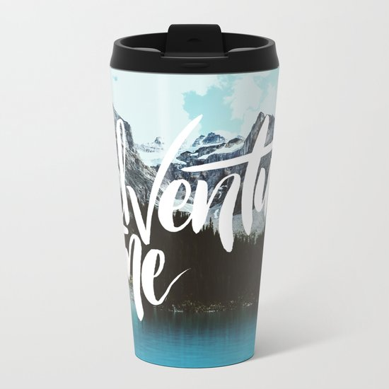 Adventure Time Metal Travel Mug