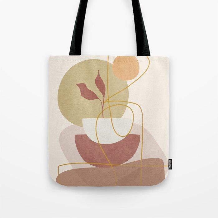 Abstract Modern Art 16 Tote Bag