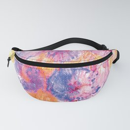 Garden in the summer Fanny Pack