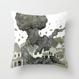 What People Leave Behind Throw Pillow