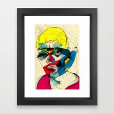 041112 Framed Art Print