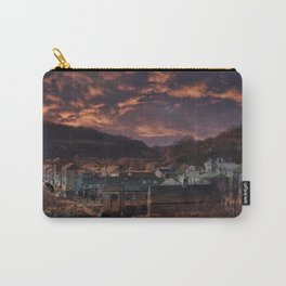 Doom Looms Around The Village Carry-All Pouch