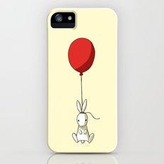 Balloon Bunny iPhone (5, 5s) Slim Case