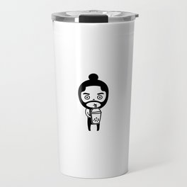 Boba bae Travel Mug