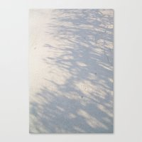 shadow Canvas Prints featuring Shadow by Rose Etiennette