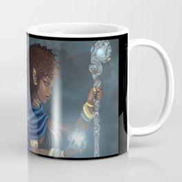 Dark Elf Coffee Mug