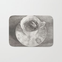 Teacup Octopus Bath Mat