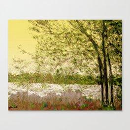 Memories of Oklahoma Canvas Print