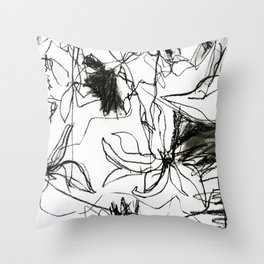 abstrakt 28 Throw Pillow