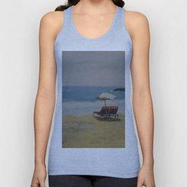 Beach Romance Unisex Tank Top
