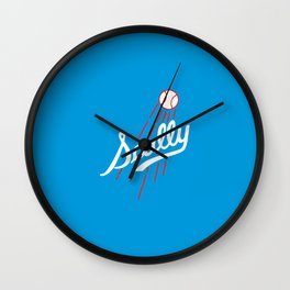 Scully Wall Clock