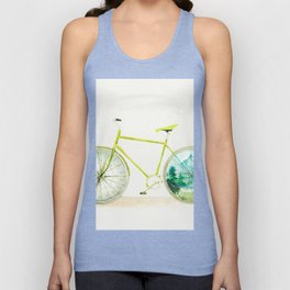 Have an Adventure Today Unisex Tank Top