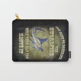 Swordfish sauté Carry-All Pouch