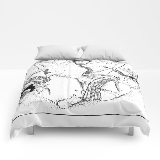 asc 621 - Le dieu domestique II (Smart assists) Comforters