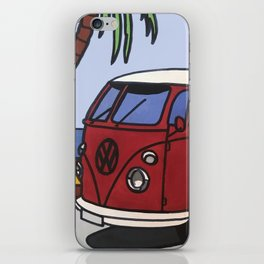 Beach Chil iPhone Skin