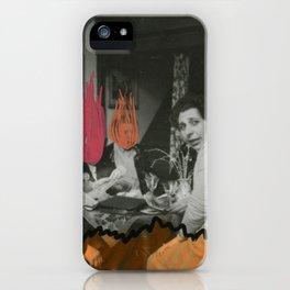 Tempi Residui - C7 - 001 iPhone Case