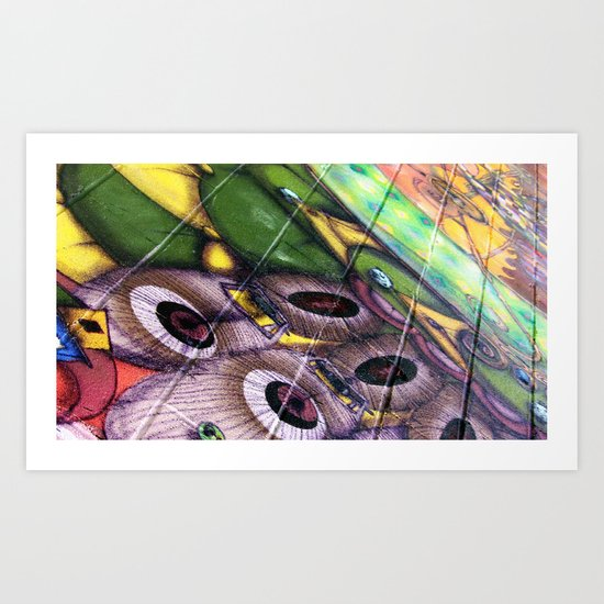Peas in a Pod Art Print