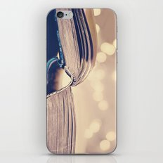 Book Love iPhone & iPod Skin