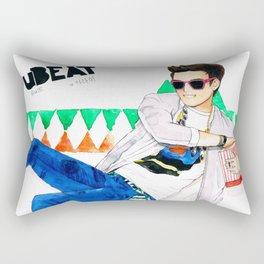Eli uBEAT Shooting (uBEAT/U-KISS) Rectangular Pillow
