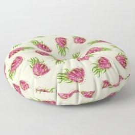 Dragon Fruits Floor Pillow