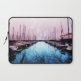 Bring In The Boats Laptop Sleeve