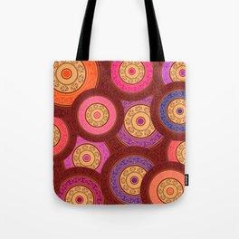 Ethnic Mandala Pattern Tote Bag