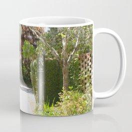 Southern Spring Garden Entry Coffee Mug