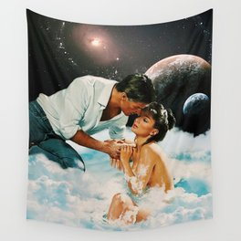 The Beautiful and the Damned Wall Tapestry