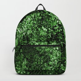 Blessed be the morning of the spiders... Backpack