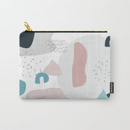 Abstract Solstice background  #society6 #decor #buyart #artprint Carry-All Pouch