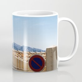 No Entrance Coffee Mug