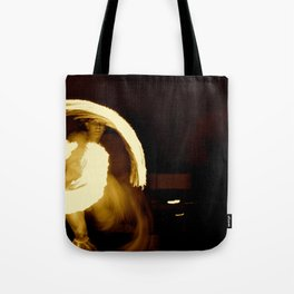 Fire Dance Tote Bag