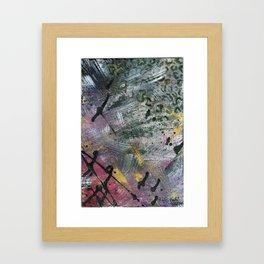 Leopord Skin Framed Art Print