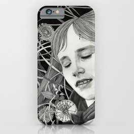 dreaming iPhone Case