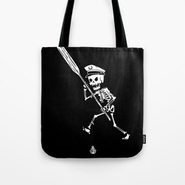 Miss Peregrine skeleton 3 Tote Bag