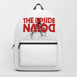 the upside down Backpack