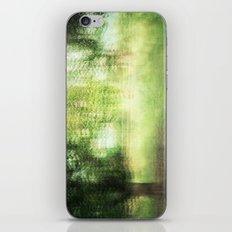 weatherstill 02 iPhone & iPod Skin