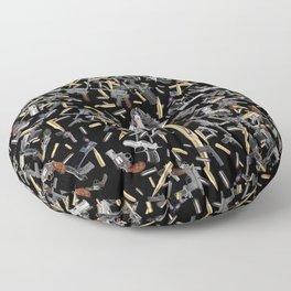 Bullet Girl Floor Pillow