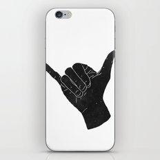 Shaka Bruh iPhone & iPod Skin