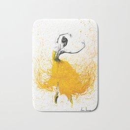 Daisy Dance Bath Mat