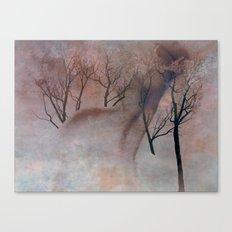 Woman Tree Canvas Print