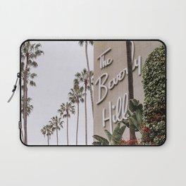 Beverly Hills Hotel Laptop Sleeve
